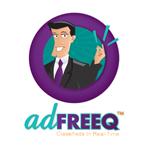 adFREEQ logo