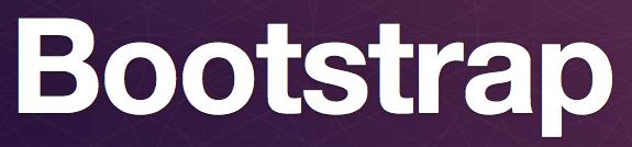 screenshot example of Bootstrap v2.3 jumbotron headline